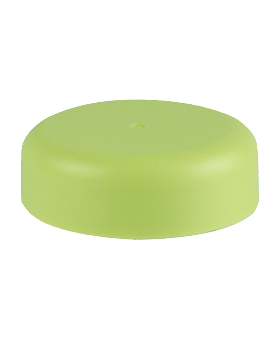 Wide Neck Macaron Lid - Green