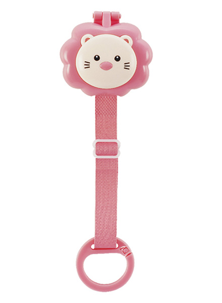 Simba Pacifier Holder-Strawberry
