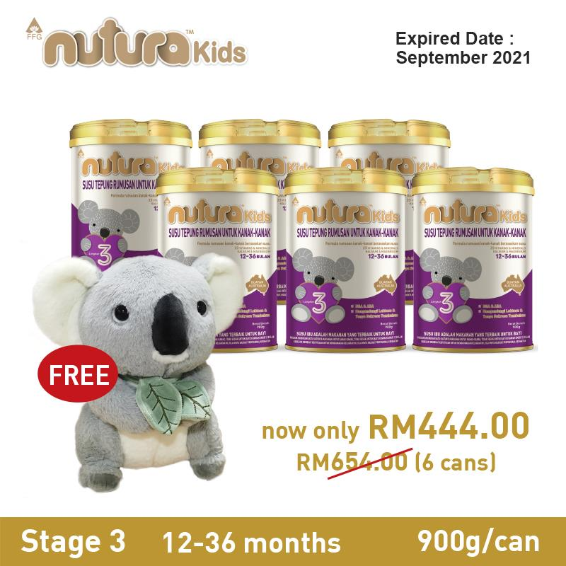 nuturaKids Stage 3 Toddler Formula (12-36months)