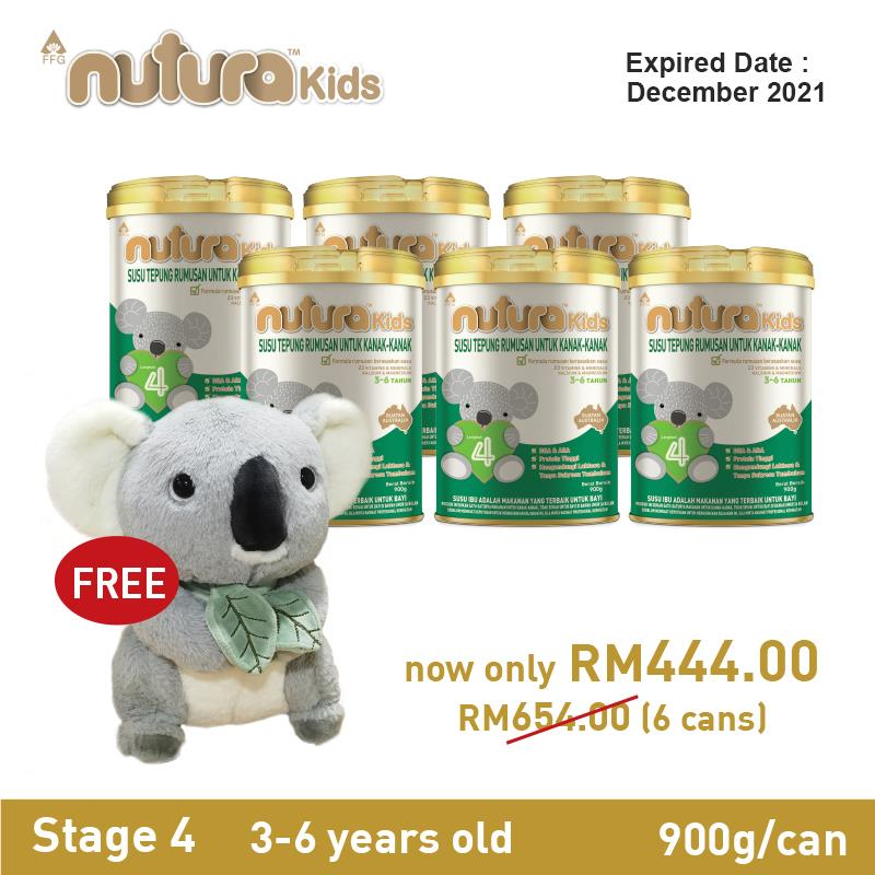 nuturaKids Stage 4 Follow-on Formula (3 years old+)