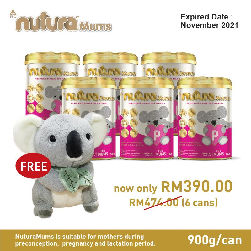 NuturaMums Nutritional blended milk formula
